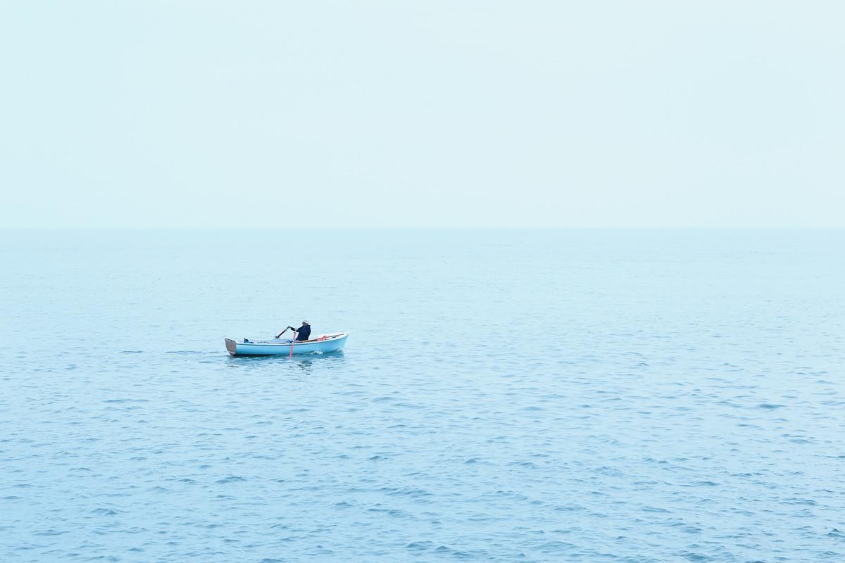 Biarritz barque