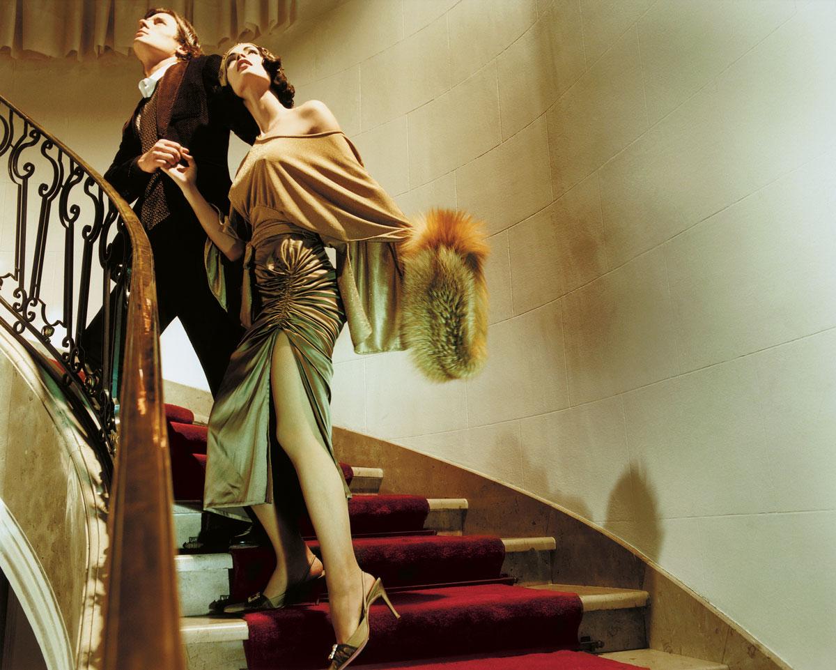 ELLE escaliers