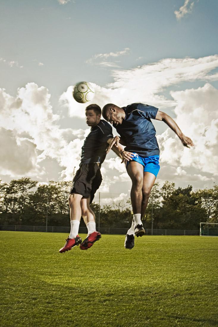 Football-tête