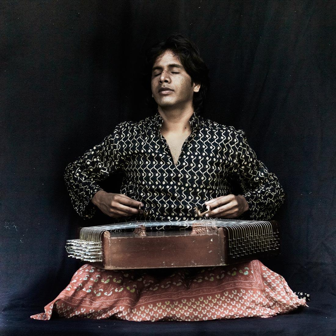 Portraits Indiens- Cymbalum